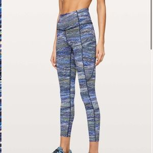 """LULULEMON   Fast&Free Tight lll 25"""" Non Reflective"""